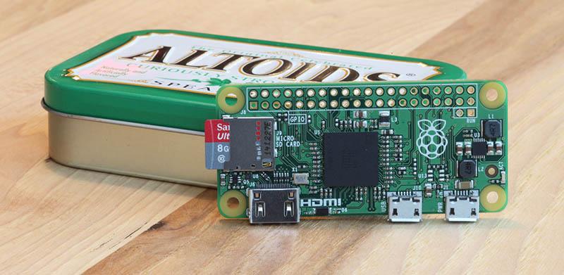 Raspberry Pi Zero, Or Minus One? | Hackaday