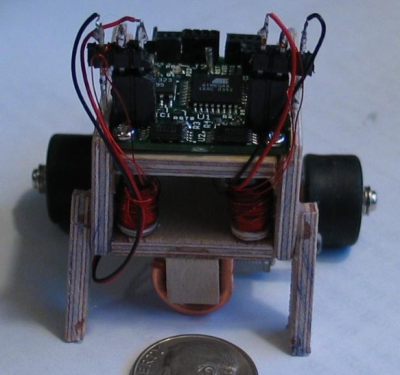 Hacklet 83 – Tiny Robot Projects | Hackaday