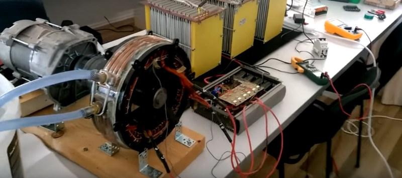 ev motor not powerful enough? make your own