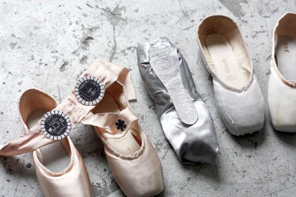 The E-Traces Shoes