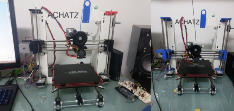 Upgrading A 3D Printer With A Leadscrew | Hackaday
