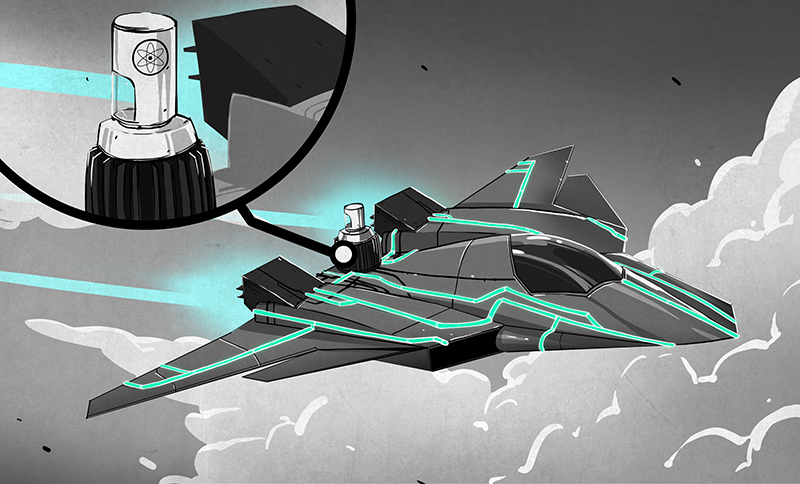 Making The Case For Nuclear Aircraft | Hackaday