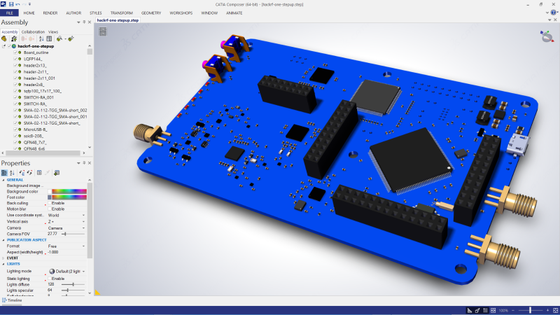 KiCad Script Hack For Better Mechanical CAD Export | Hackaday