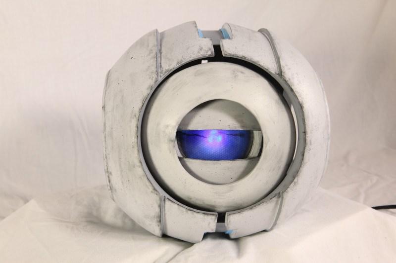 Robotic Wheatley From Portal 2 Hackaday