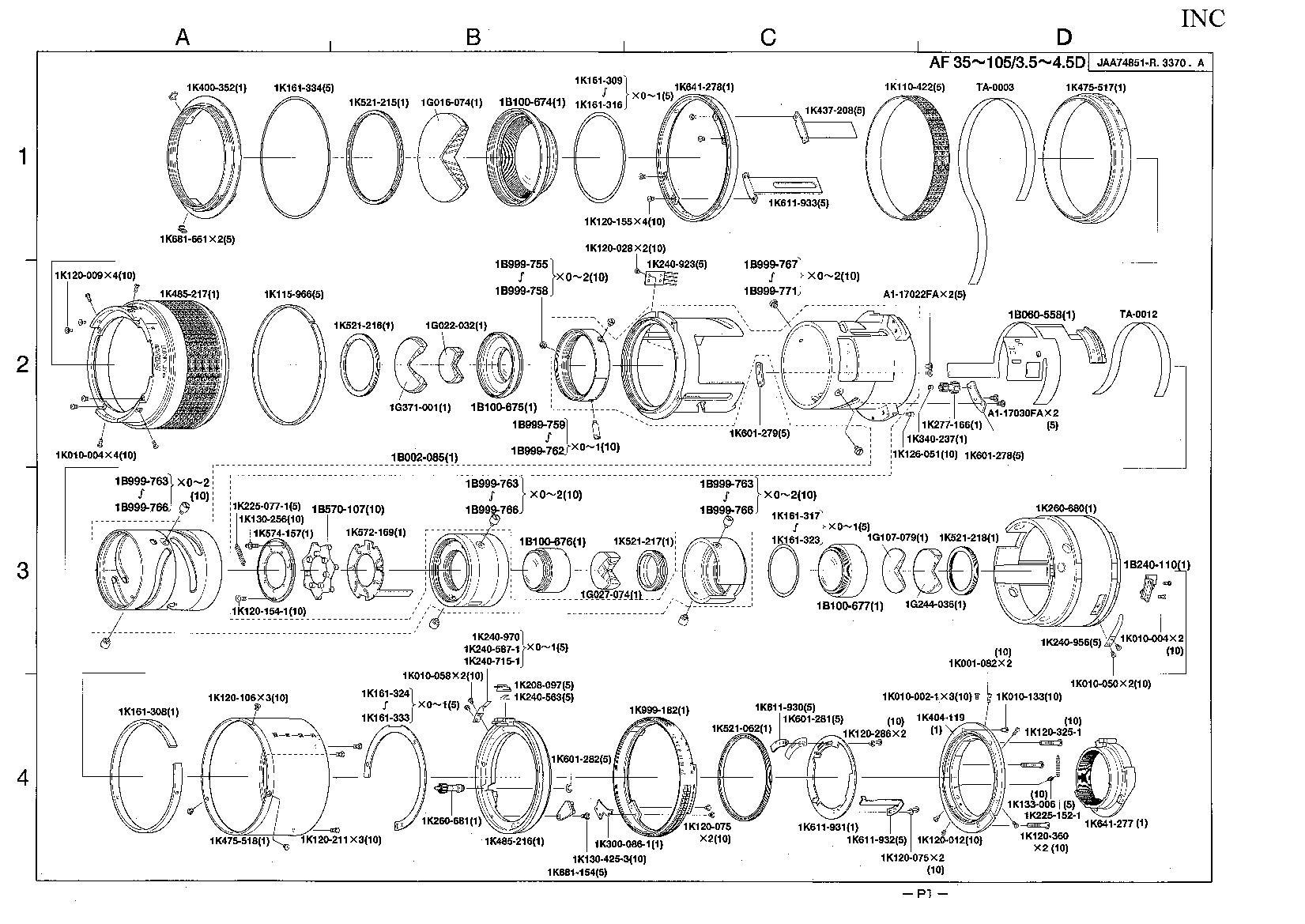 Pleasing Nikon Resurrection Repairing A Broken Lens Hackaday Wiring Digital Resources Funapmognl