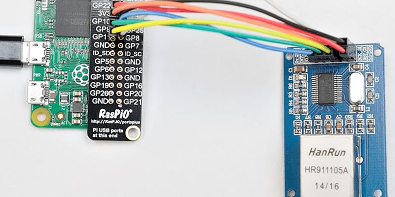 Pi Zero Ethernet The Hard Way | Hackaday