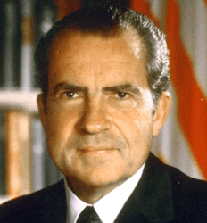 According to moon landing conspiracy theorists, President Nixon was the head of several vast government conspiracies. The largest conspiracy by several orders of magnitude is the only one that would succeed.