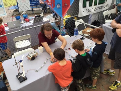 neurobytes-at-makerfaire