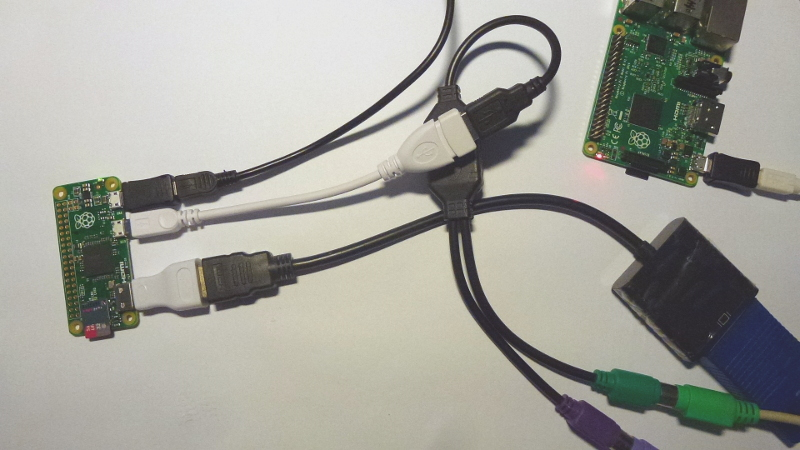 Firing Up A Raspberry Pi Zero | Hackaday