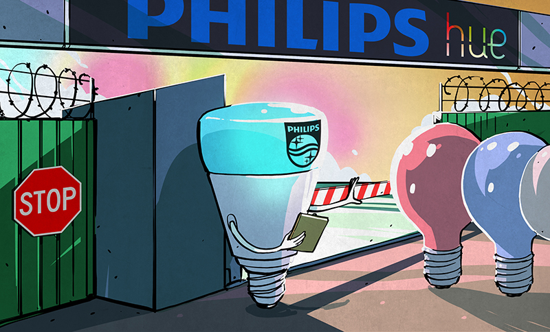 Philips Says: No Internet Of Things For You! | Hackaday