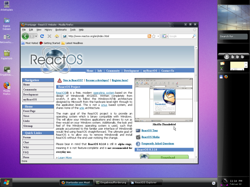 Open Source… Windows? | Hackaday