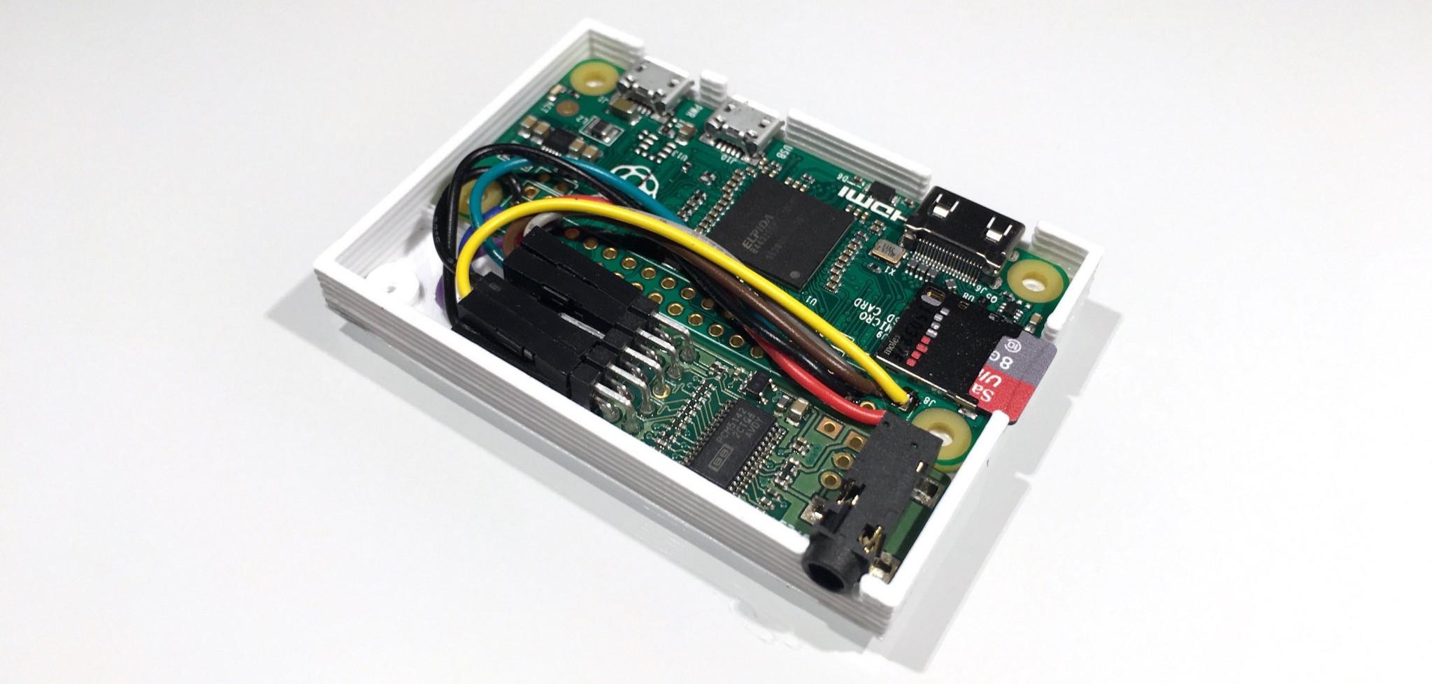 Pi Zero I2s Audio