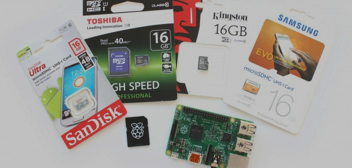 Which SD Card To Use In A Pi? | Hackaday