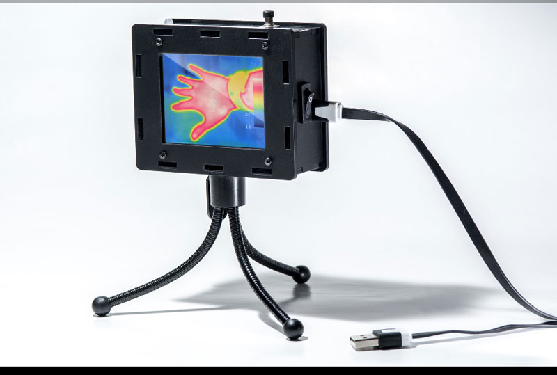 Build Your Own Thermal Camera | Hackaday