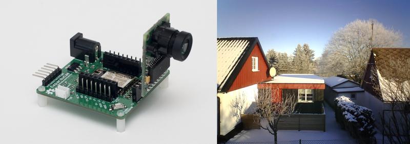 Truly Versatile ESP8266 WiFi Webcam Platform | Hackaday