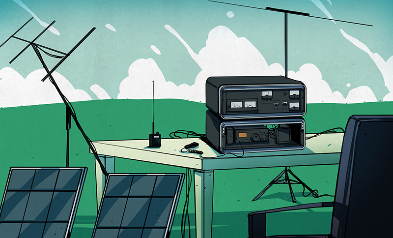 Ham Radio Public Service Activities – Rewarding And Useful