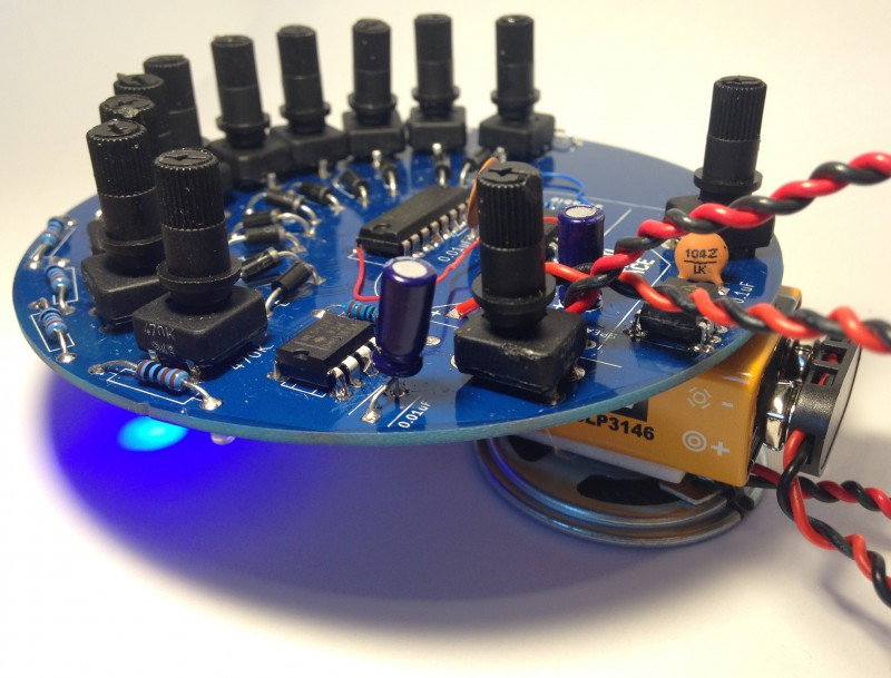 Oh Baby, Baby10 – Build A Classic Analog Music Sequencer