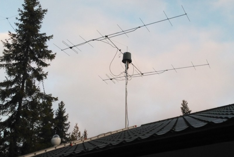 Track Satellites With A 2-axis Antenna Positioner | Hackaday