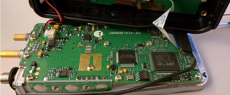 Shmoocon 2016: Reverse Engineering Cheap Chinese Radio Firmware