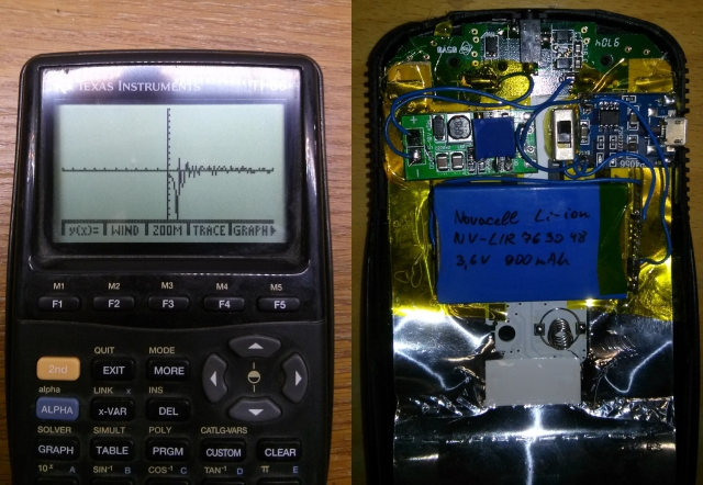 Finally, An Upgrade For The TI-86 | Hackaday