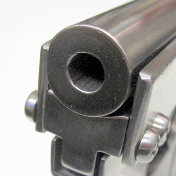 Building A Sheet Metal Pistol | Hackaday