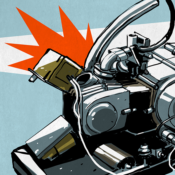 Where Are All The Camless Engines? | Hackaday