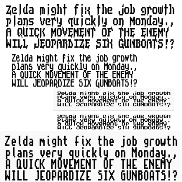 Ancient Fonts Are Fontastic!   Hackaday