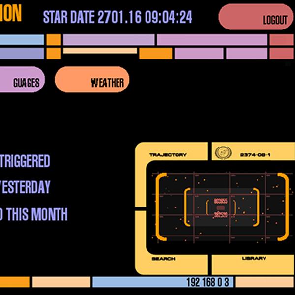 Star Trek Pi | Hackaday