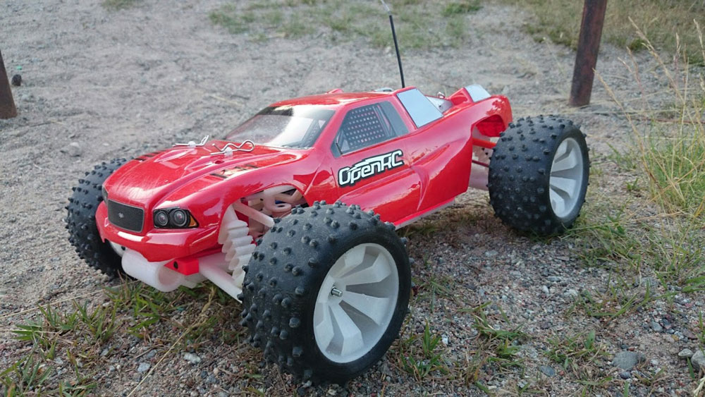 The OpenR/C Project | Hackaday