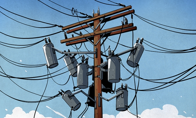A Field Guide To The North American Utility Pole | HackadayHackaday