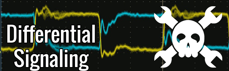 When Difference Matters: Differential Signaling | Hackaday