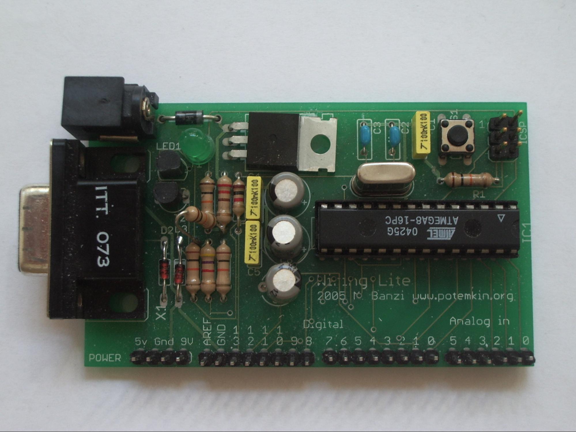 Strange Wiring Was Arduino Before Arduino Hackaday Wiring 101 Jonihateforg