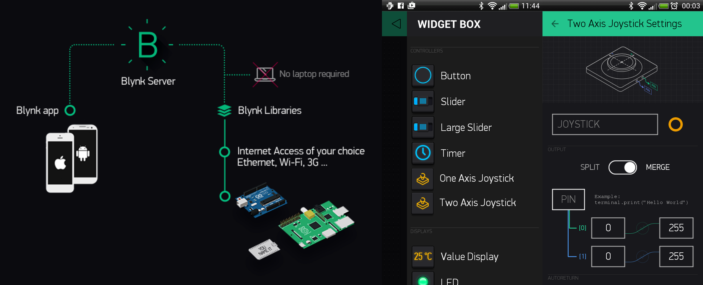 App Control With Ease Using Blynk | Hackaday
