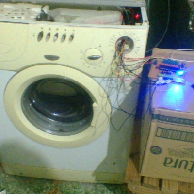 Washing Machine | Hackaday