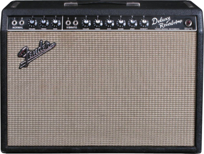 The Fender Deluxe Reverb - and many other tube amps designed in the 50s and 60s - pushed tubes beyond their maximum published ratings.