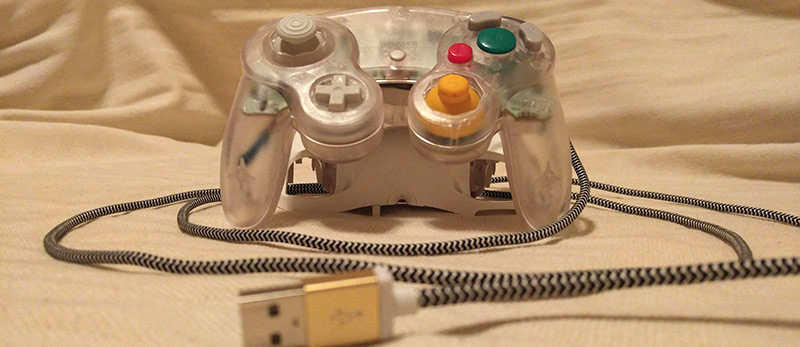 Converting A GameCube Controller To USB | Hackaday