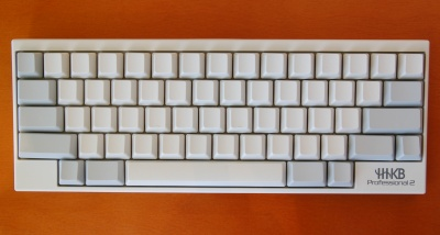 The Happy Hacking Keyboard. Image source