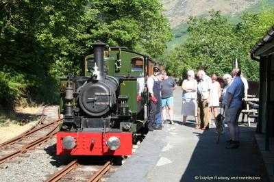 No. 7 in 2006 [Source: talyllyn.co.uk]