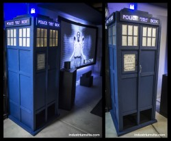 [Mike's] TARDIS final build