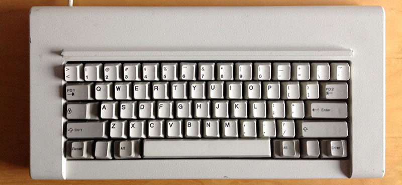 Reviving The Best Keyboard Ever | Hackaday