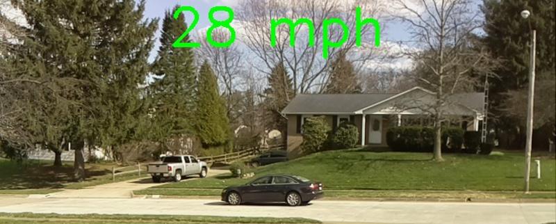 Raspberry Pi As Speed Camera | Hackaday