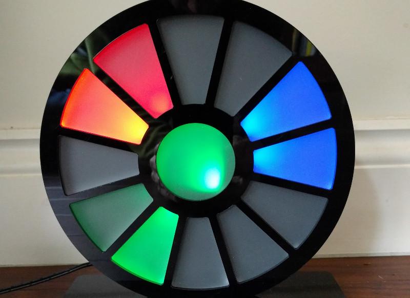 Neopixel Bedroom Clock Uses ESP8266 | Hackaday
