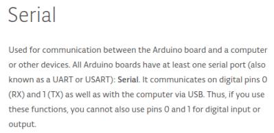 arduino-serial-pins