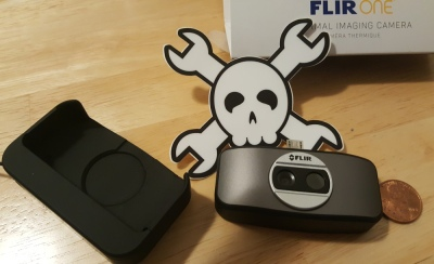 Hackaday Reviews: Flir One Android | Hackaday