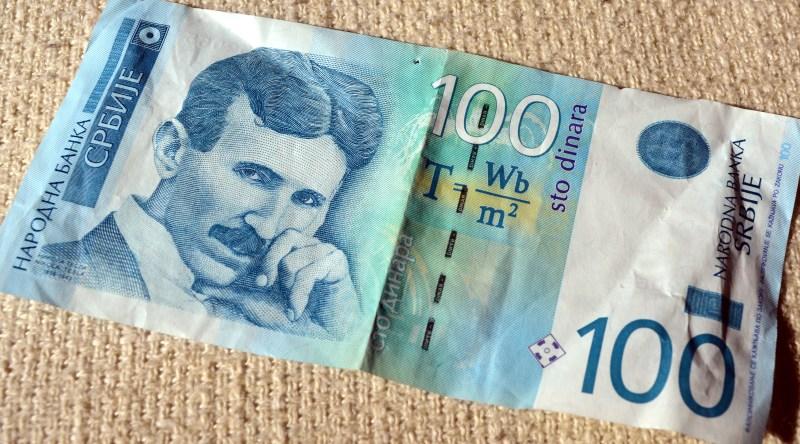 serbian-dinar-tesla