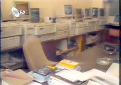 Sezam running on DOS machines