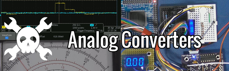 Analog To Digital Converter (ADC): A True Understanding | Hackaday
