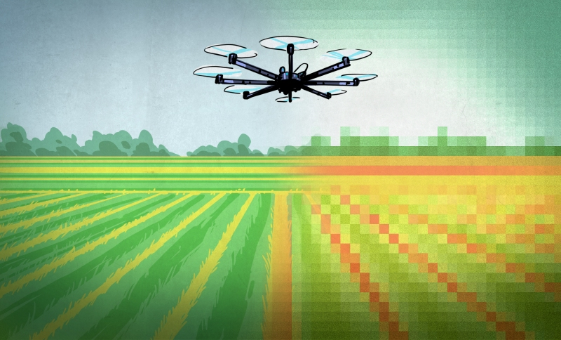 The Coming Wide-Spread Use Of Drones In Agriculture | Hackaday