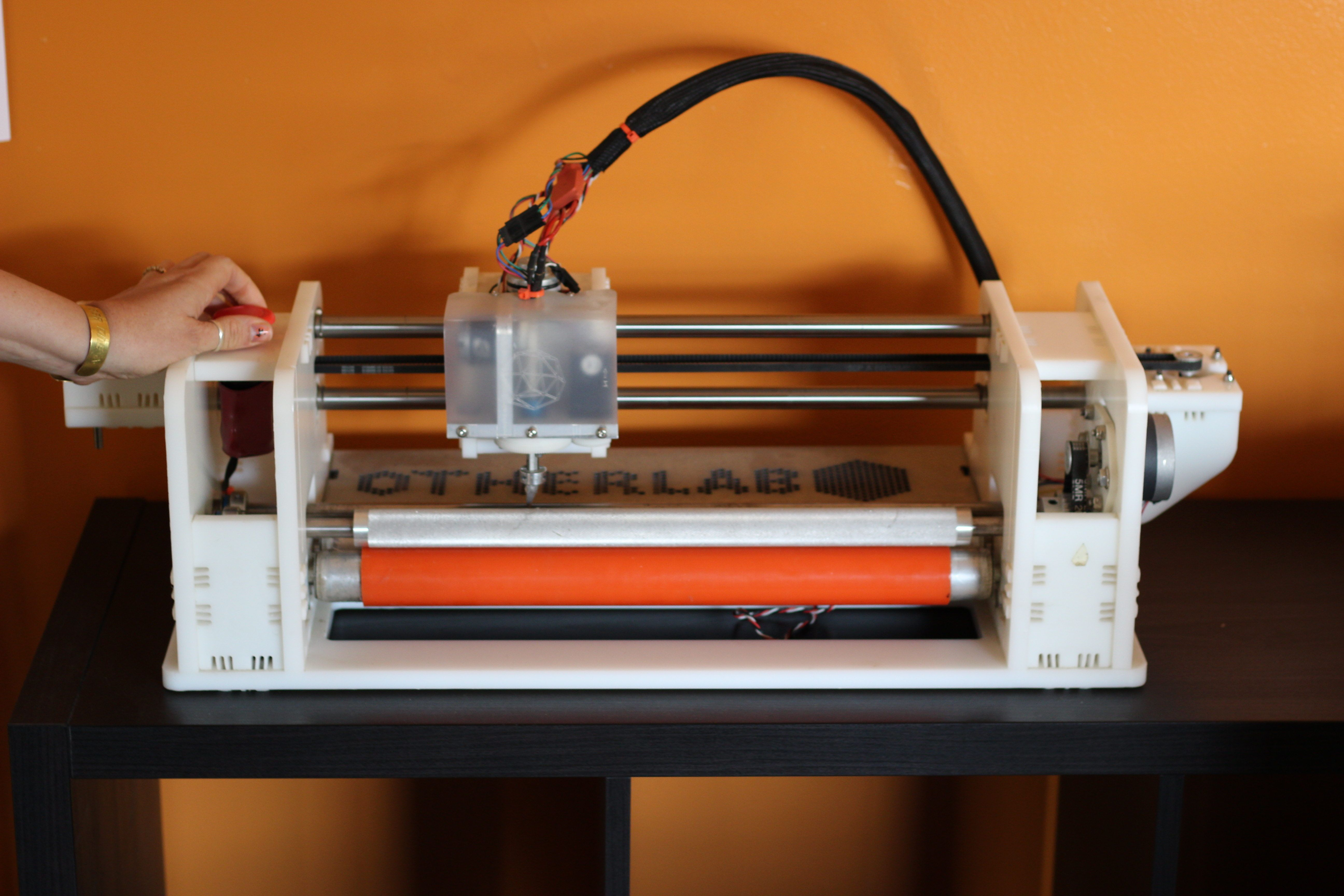 The Othermill Is Something Else | Hackaday
