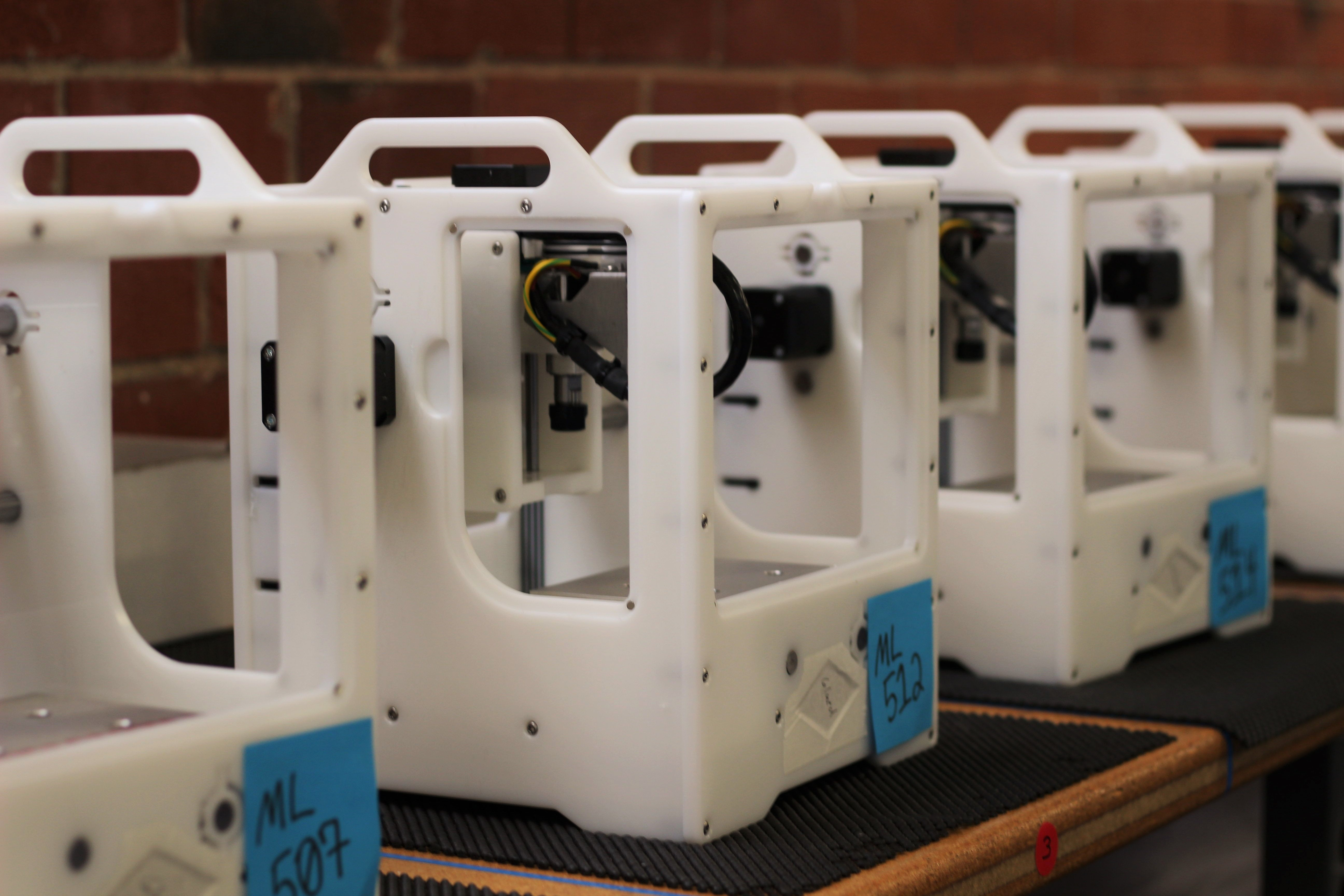 Vertical Milling Machines Lost Creek Machine >> The Othermill Is Something Else Hackaday